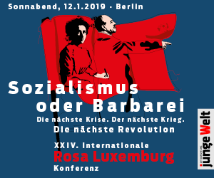 Rosa-Luxemburg-Konferenz 2019