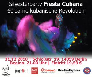 FG BRD-Kuba Fiesta Silvesta