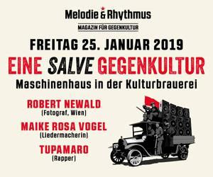 Neustart Melodie & Rhythmus, 25.1.
