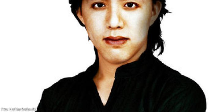 Chinesischer Popstar aus 12 Jahren
