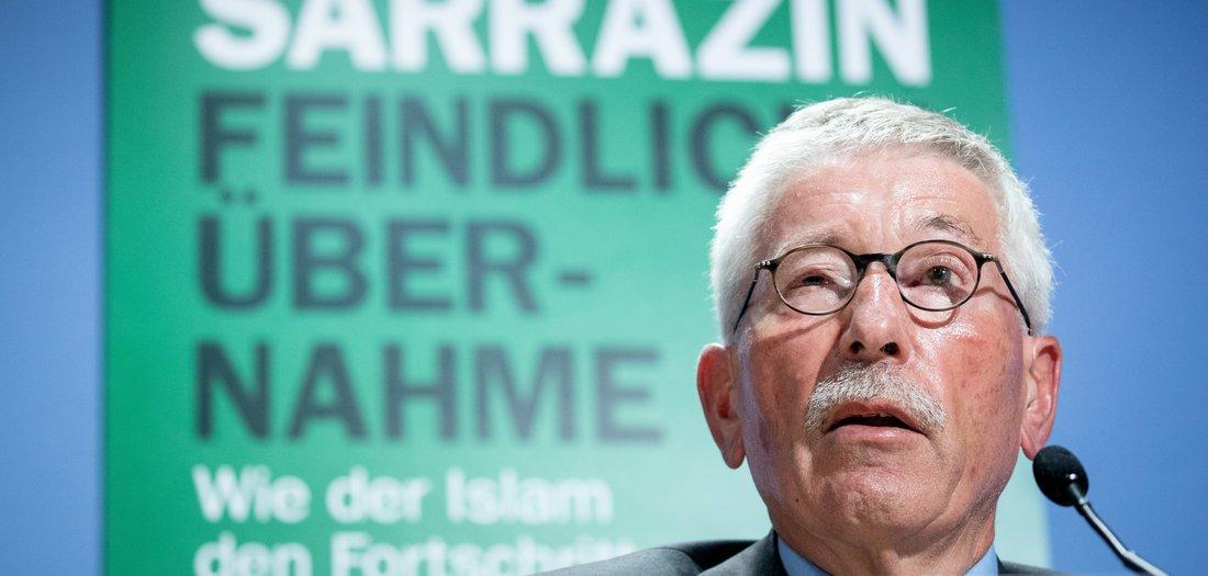 Sarrazin: Berliner SPD erleichtert Ausschluss