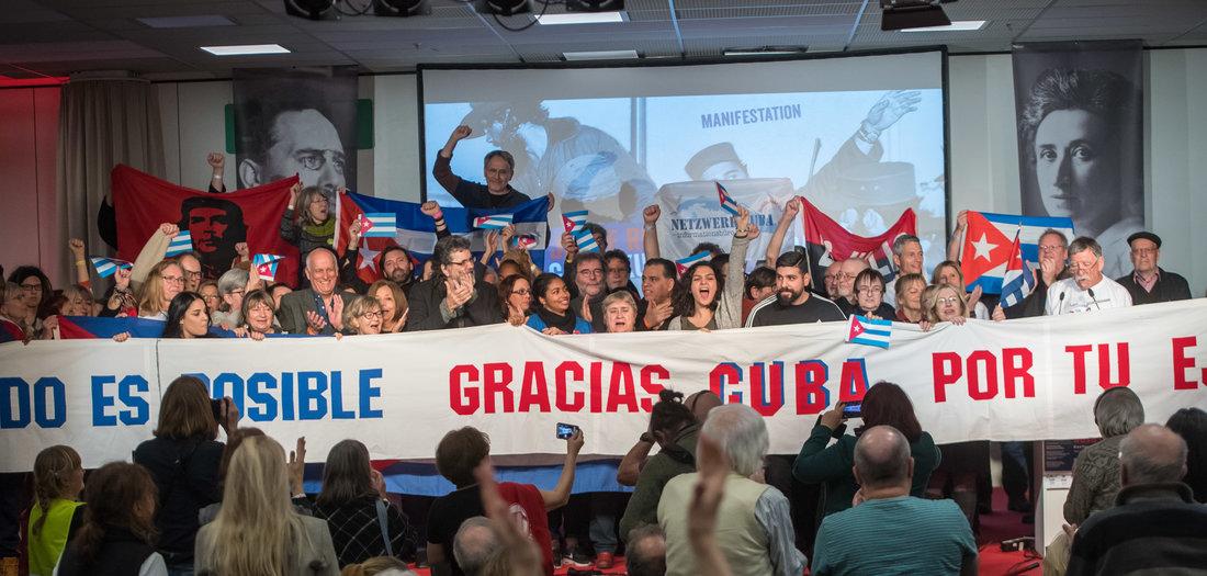 Freitag, 3. Mai: Zusammen feiern und kämpfen!