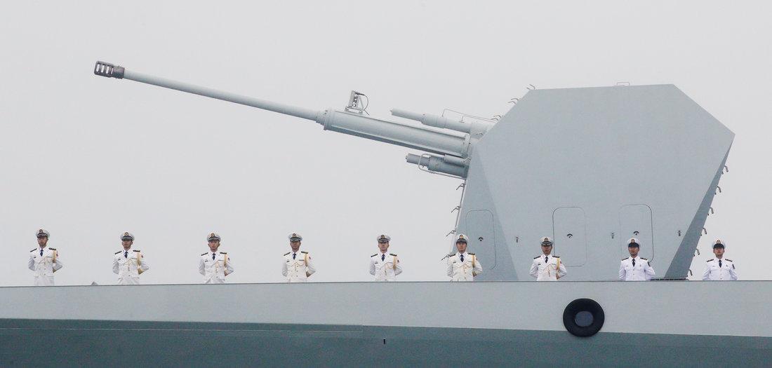 70 Jahre Marine der Volksrepublik China
