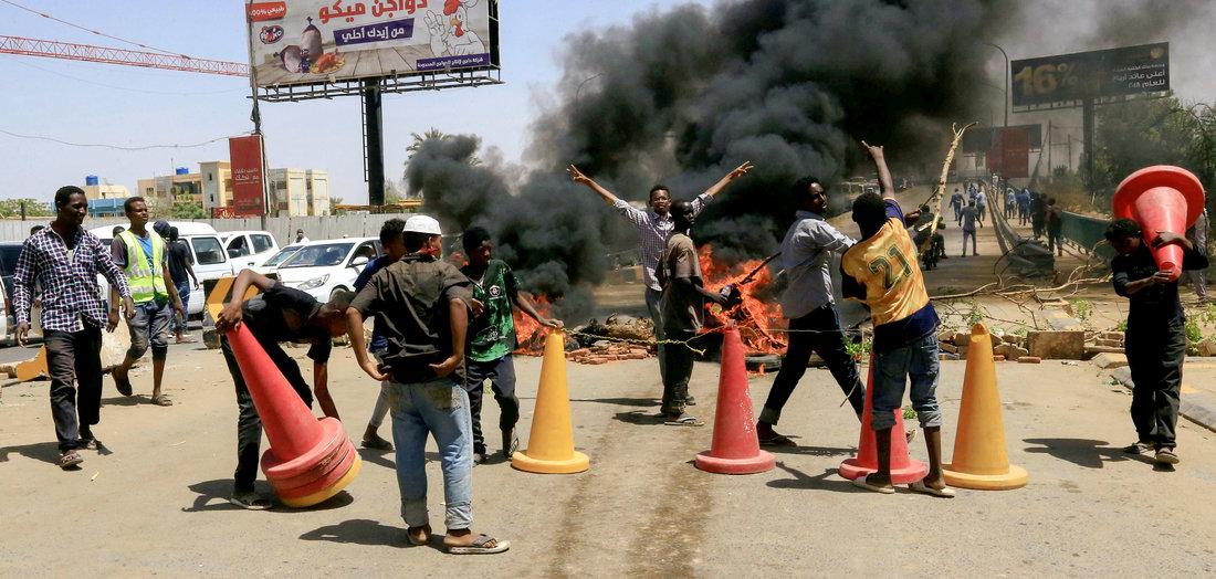 Massaker an Demonstranten