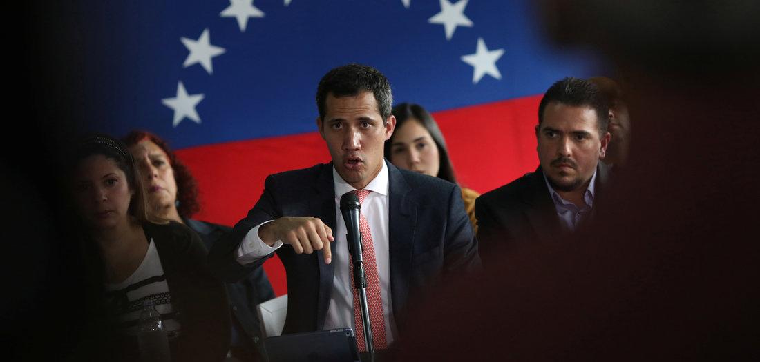 Guaidó unter Verdacht