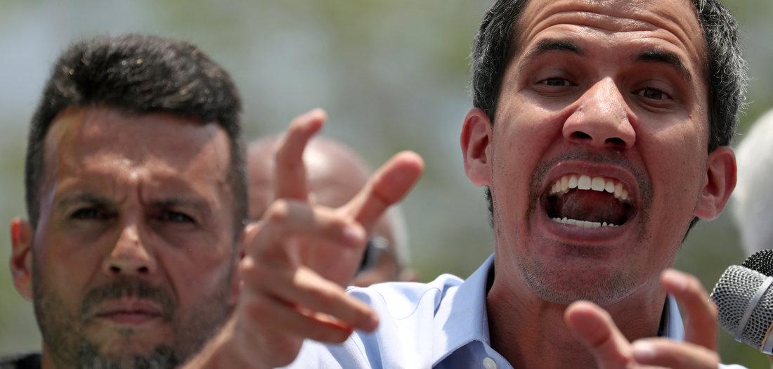 Putschhilfe für Guaidó