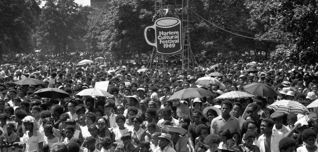 »Black Woodstock«