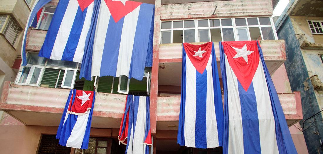 Auf kubanischem Boden