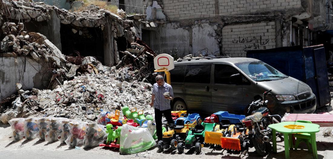 Unterwegs in Syrien: Von Hama nach Idlib