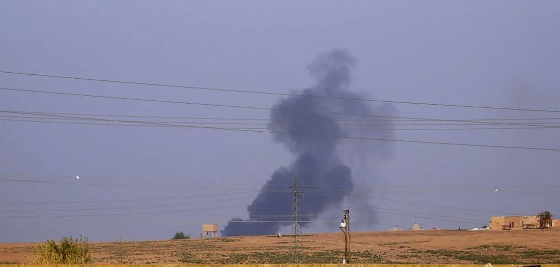 Türkische Offensive gegen Syrien