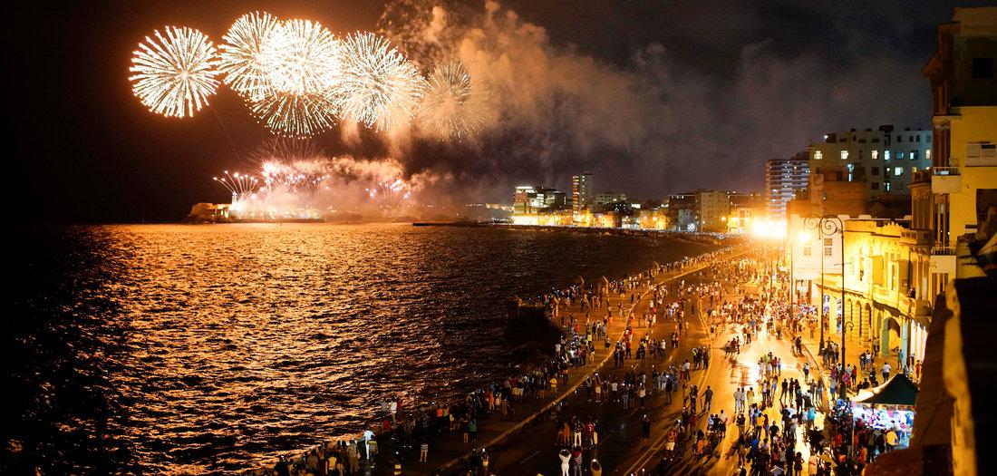 Havanna feiert