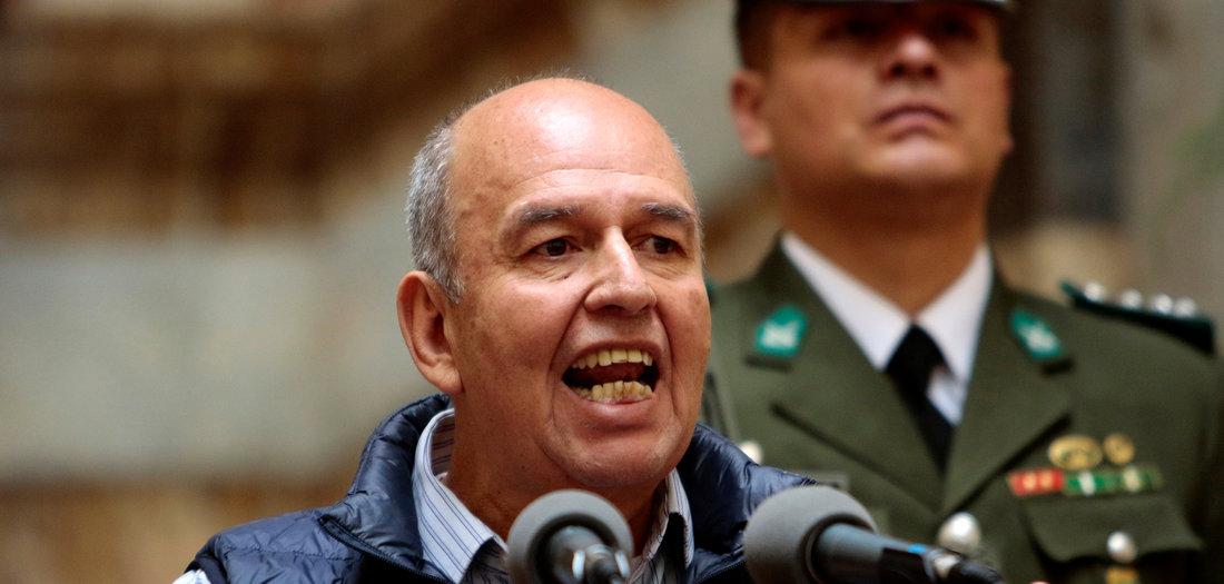 Putschisten hetzen gegen Venezuela