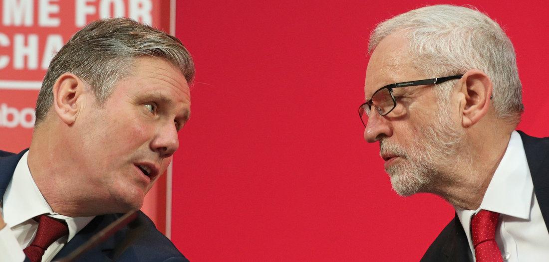 Labour sucht neue Führung