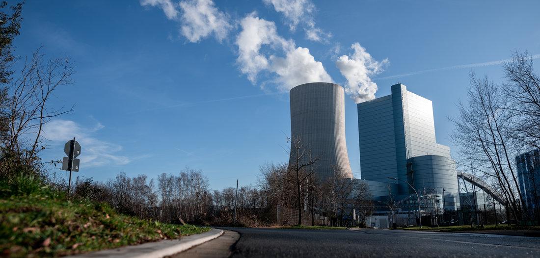 Neue Kraftwerke ans Netz