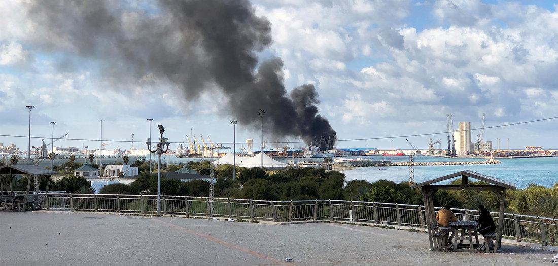 Keine Waffenruhe in Libyen