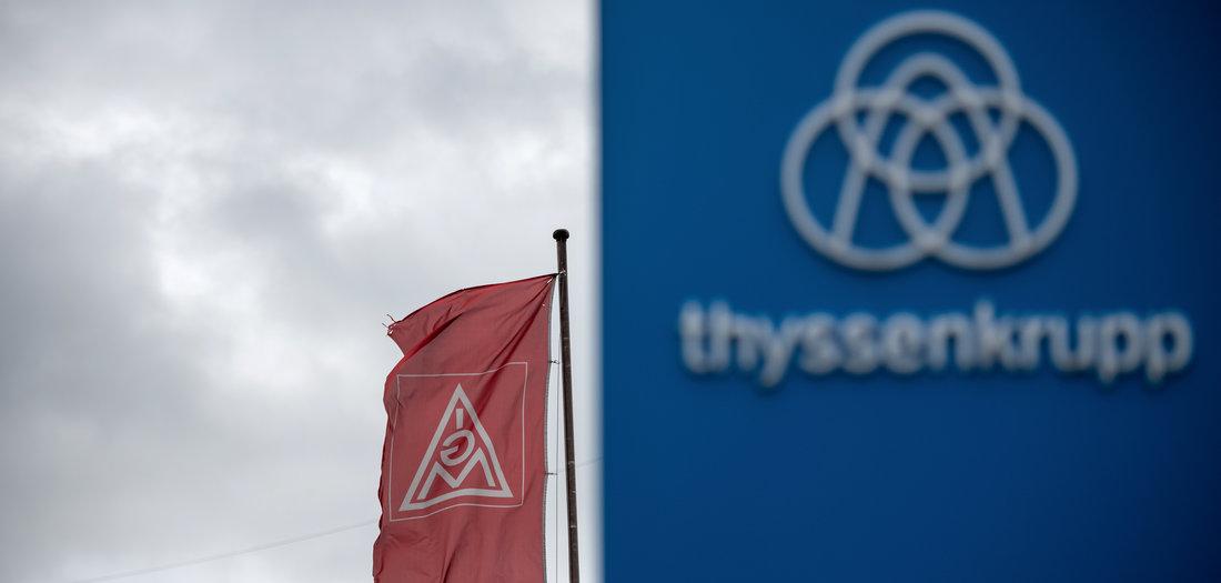 28.02.2020: Es geht abwärts bei Thyssen-Krupp (Tageszeitung junge Welt)