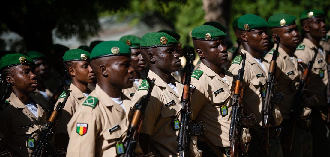 Afrikanische Union will Soldaten in die Sahelzone entsenden