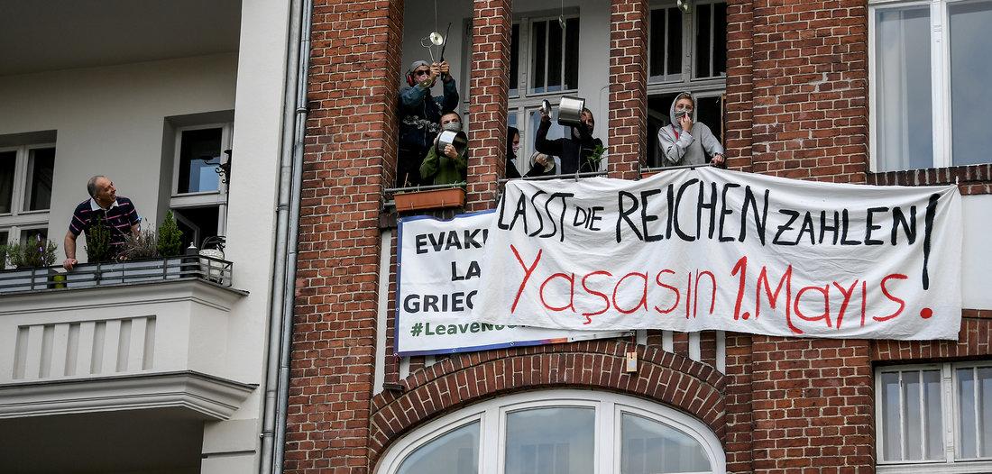 03.06.2020: Gerechtigkeitsfrage gestellt (Tageszeitung junge Welt)