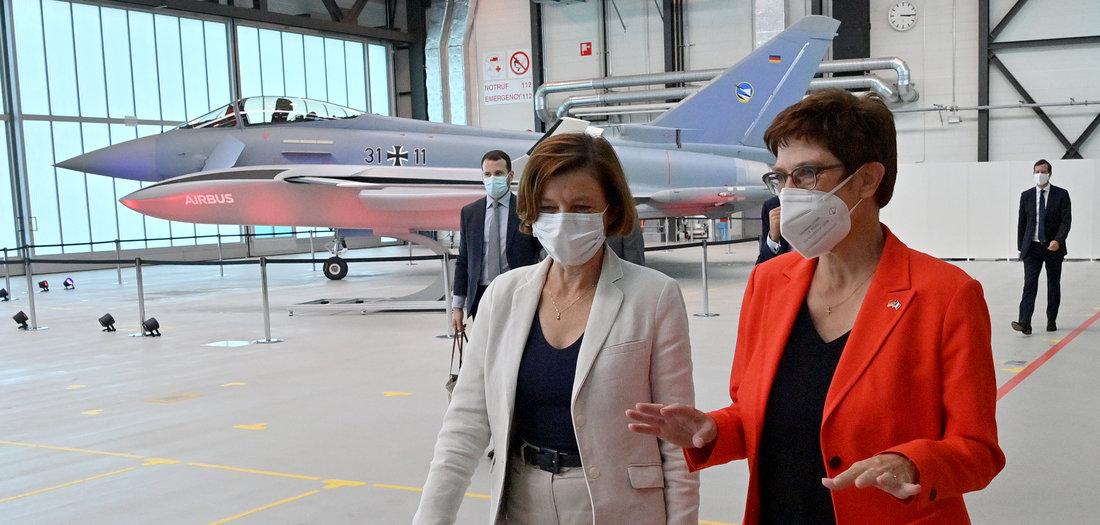 Berlin und Paris wollen Aufrüstung vorantreiben