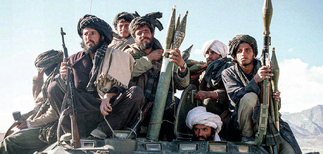 04.08.2021: Rotlicht: Taliban (Tageszeitung junge Welt)