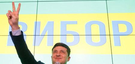 Die ukrainische Haken