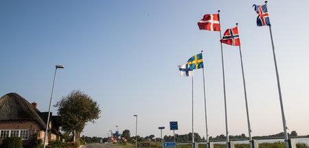 grenzübergang dänemark