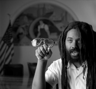 Mumia Abu-Jamal im Film »Long Distance Revolutionary«