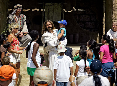 Der christliche Themenpark »The Holy Land Experience« in Orlando...