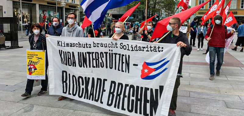 Internationale Solidaritätskampagne