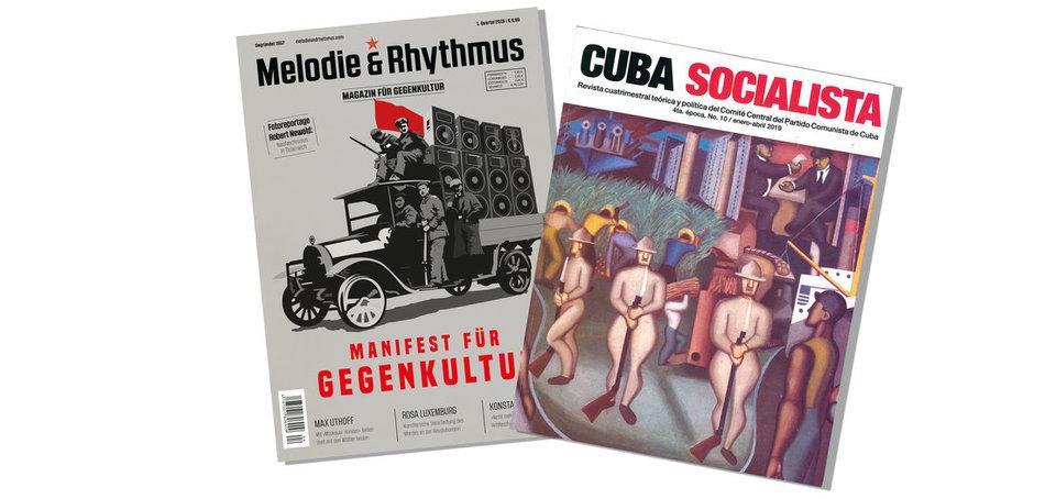 Melodie & Rhythmus & Cuba Socialista