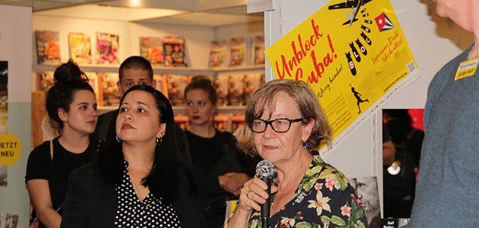 Frankfurter Buchmesse: Unblock Cuba