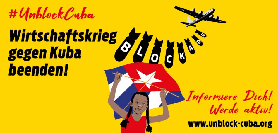 Unblock Cuba!