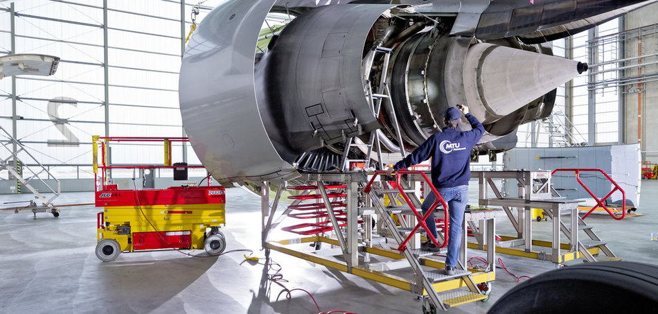 Münchener Konzern MTU liefert Triebwerkskomponenten für viele im Jemen-Krieg eingesetzte Kampfjets.